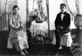 Peranakan Chinese and Baba-Nyonya are terms used for the descendants of late 15th and 16th-century Chinese immigrants to the Malay-Indonesian archipelago of Nusantara during the Colonial era.<br/><br/>  Members of this community in Malaysia identify themselves as 'Nyonya-Baba' or 'Baba-Nyonya'. Nyonya is the term for the females and Baba for males. It applies especially to the ethnic Chinese populations of the British Straits Settlements of Malaya and the Dutch-controlled island of Java and other locations, who adopted partially or in full Malay-Indonesian customs to become partially assimilated into the local communities.<br/><br/>  While the term Peranakan is most commonly used among the ethnic Chinese for those of Chinese descent also known as Straits Chinese (土生華人; named after the Straits Settlements), it may also be applied to the Baba-Yaya community in Phuket and other provinces of southern Thailand.